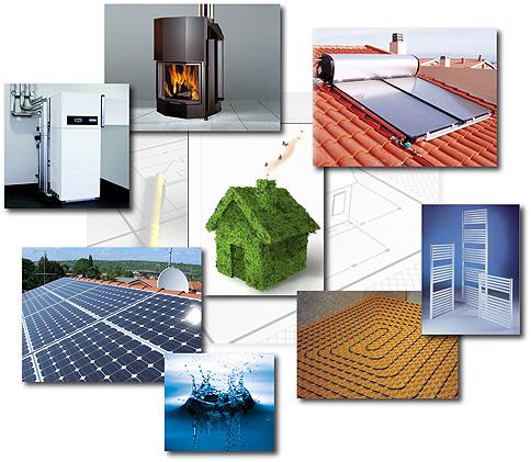 Consulente energia com la casa ecologica o - Risparmio energetico casa ...